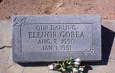 GOBEA, ELENOR - Pinal County, Arizona | ELENOR GOBEA - Arizona Gravestone Photos
