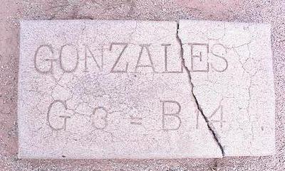 GONZALES, UNKNOWN - Pinal County, Arizona | UNKNOWN GONZALES - Arizona Gravestone Photos