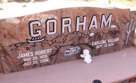 GORHAM, JAMES ROBERT - Pinal County, Arizona | JAMES ROBERT GORHAM - Arizona Gravestone Photos