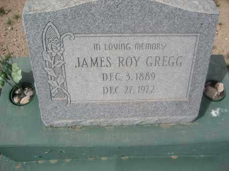 GREGG, JAMES ROY - Pinal County, Arizona | JAMES ROY GREGG - Arizona Gravestone Photos