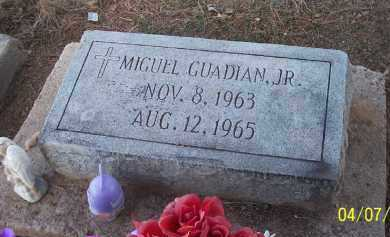 GUADIAN, MIGUEL, JR. - Pinal County, Arizona | MIGUEL, JR. GUADIAN - Arizona Gravestone Photos