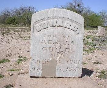 GUILD, EDWARD - Pinal County, Arizona | EDWARD GUILD - Arizona Gravestone Photos