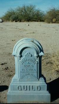 GUILD, JOSEPHINE A. - Pinal County, Arizona | JOSEPHINE A. GUILD - Arizona Gravestone Photos