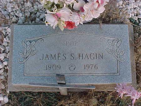 HAGIN, JAMES S. - Pinal County, Arizona | JAMES S. HAGIN - Arizona Gravestone Photos