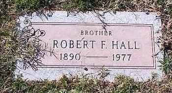 HALL, ROBERT F. - Pinal County, Arizona | ROBERT F. HALL - Arizona Gravestone Photos
