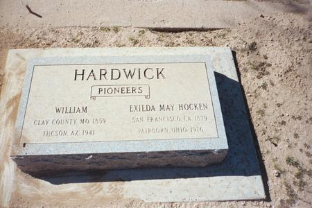 HARDWICK, EXILDA M. - Pinal County, Arizona | EXILDA M. HARDWICK - Arizona Gravestone Photos