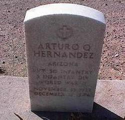 HERNANDEZ, ARTURO Q. - Pinal County, Arizona | ARTURO Q. HERNANDEZ - Arizona Gravestone Photos