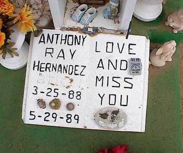 HERNANDEZ, ANTHONY RAY - Pinal County, Arizona | ANTHONY RAY HERNANDEZ - Arizona Gravestone Photos