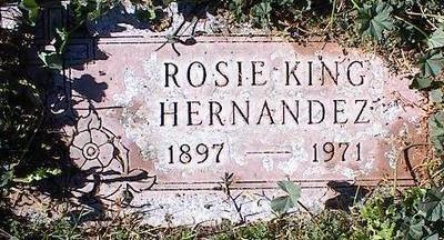 HERNANDEZ, ROSIE KING - Pinal County, Arizona | ROSIE KING HERNANDEZ - Arizona Gravestone Photos
