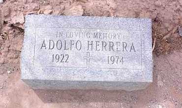 HERRERA, ADOLFO - Pinal County, Arizona   ADOLFO HERRERA - Arizona Gravestone Photos
