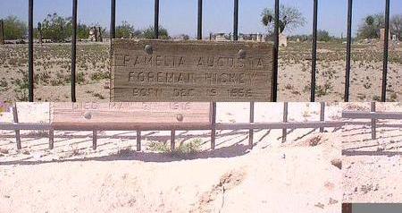 HICKEY, PAMELA AUGUSTA - Pinal County, Arizona | PAMELA AUGUSTA HICKEY - Arizona Gravestone Photos