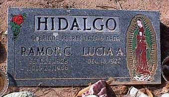 HIDALGO, RAMON C. - Pinal County, Arizona | RAMON C. HIDALGO - Arizona Gravestone Photos