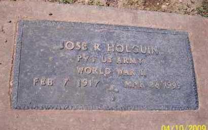 HOLGUIN, JOSE R. - Pinal County, Arizona | JOSE R. HOLGUIN - Arizona Gravestone Photos