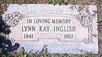 INGLISH, LYNN KAY - Pinal County, Arizona | LYNN KAY INGLISH - Arizona Gravestone Photos