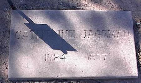 JAGEMAN, CATHERINE - Pinal County, Arizona | CATHERINE JAGEMAN - Arizona Gravestone Photos