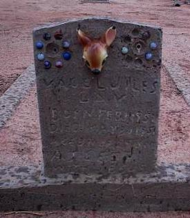 LAY, VACEL JILES - Pinal County, Arizona | VACEL JILES LAY - Arizona Gravestone Photos