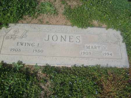 JONES, EWING I. - Pinal County, Arizona | EWING I. JONES - Arizona Gravestone Photos