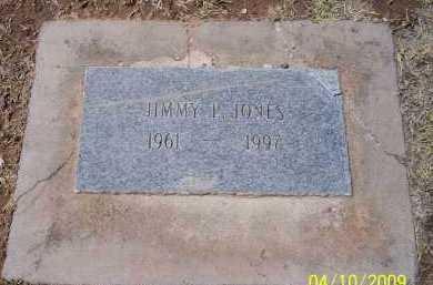 JONES, JIMMY L. - Pinal County, Arizona   JIMMY L. JONES - Arizona Gravestone Photos