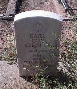 KEITH, EARL GUY, JR. - Pinal County, Arizona | EARL GUY, JR. KEITH - Arizona Gravestone Photos
