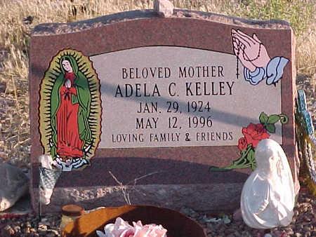 KELLEY, ADELA  C. - Pinal County, Arizona | ADELA  C. KELLEY - Arizona Gravestone Photos