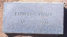 KELLEY, KATHERINE - Pinal County, Arizona | KATHERINE KELLEY - Arizona Gravestone Photos