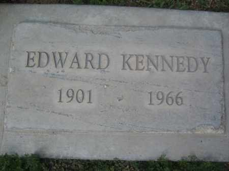 KENNEDY, EDWARD - Pinal County, Arizona | EDWARD KENNEDY - Arizona Gravestone Photos