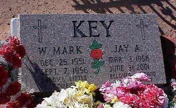 KEY, JAY A. - Pinal County, Arizona | JAY A. KEY - Arizona Gravestone Photos