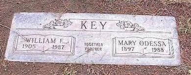 KEY, MARY ODESSA - Pinal County, Arizona | MARY ODESSA KEY - Arizona Gravestone Photos