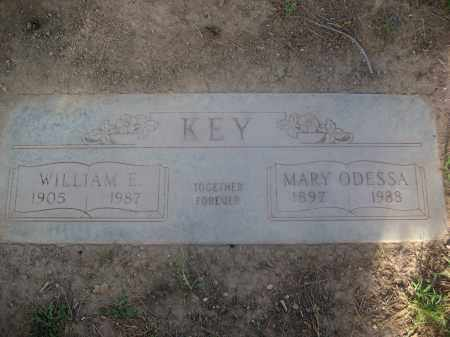 KEY, MARY ODESSA - Pinal County, Arizona | MARY ODESSA KEY - Arizona Gravestone Photos