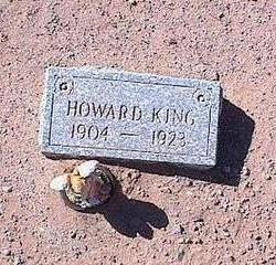 KING, KENNETH HOWARD - Pinal County, Arizona | KENNETH HOWARD KING - Arizona Gravestone Photos