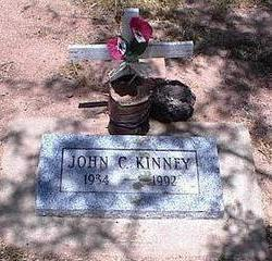 KINNEY, JOHN - Pinal County, Arizona | JOHN KINNEY - Arizona Gravestone Photos