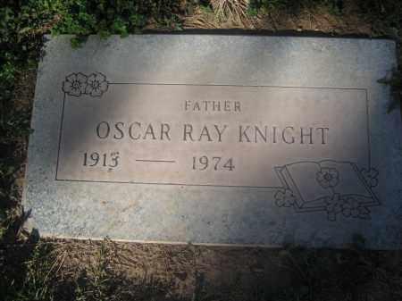 KNIGHT, OSCAR RAY - Pinal County, Arizona | OSCAR RAY KNIGHT - Arizona Gravestone Photos