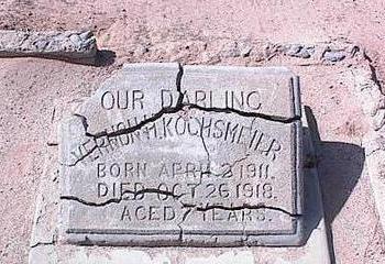 KOCHSMEIER, VERNON H. - Pinal County, Arizona | VERNON H. KOCHSMEIER - Arizona Gravestone Photos