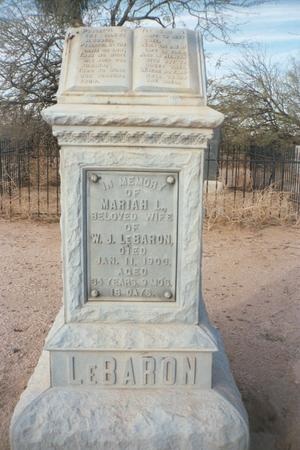 LABARON, MARIAH L. - Pinal County, Arizona | MARIAH L. LABARON - Arizona Gravestone Photos