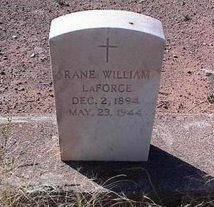LAFORCE, RANE WILLIAMS - Pinal County, Arizona   RANE WILLIAMS LAFORCE - Arizona Gravestone Photos