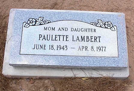 LAMBERT, FEMALE INFANT - Pinal County, Arizona | FEMALE INFANT LAMBERT - Arizona Gravestone Photos