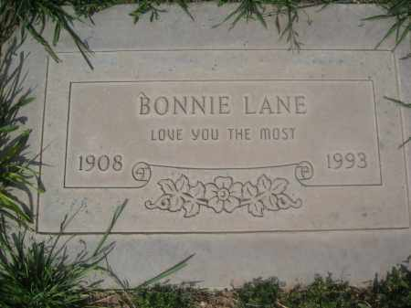 LANE, BONNIE - Pinal County, Arizona | BONNIE LANE - Arizona Gravestone Photos