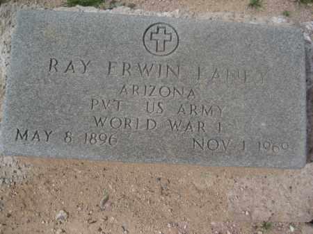 LANEY, RAY ERWIN - Pinal County, Arizona | RAY ERWIN LANEY - Arizona Gravestone Photos