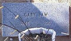 LAW, GARY - Pinal County, Arizona | GARY LAW - Arizona Gravestone Photos