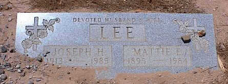 LEE, MATTIE E. - Pinal County, Arizona   MATTIE E. LEE - Arizona Gravestone Photos