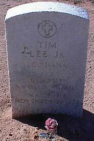 LEE, TIM, JR. - Pinal County, Arizona | TIM, JR. LEE - Arizona Gravestone Photos