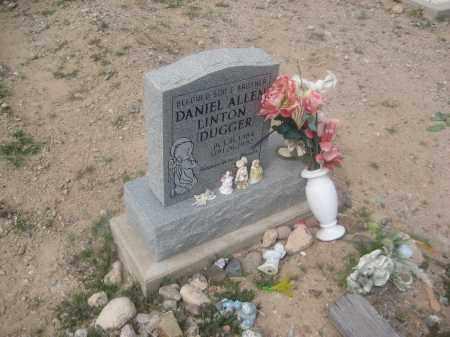 LINTON, DANIEL ALLEN - Pinal County, Arizona   DANIEL ALLEN LINTON - Arizona Gravestone Photos