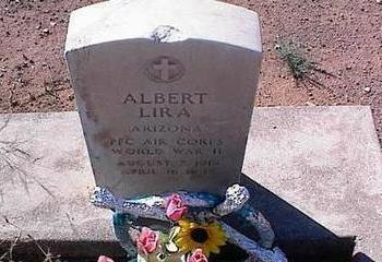 LIRA, ALBERT - Pinal County, Arizona | ALBERT LIRA - Arizona Gravestone Photos