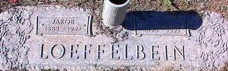 LOEFFELBEIN, JACOB - Pinal County, Arizona | JACOB LOEFFELBEIN - Arizona Gravestone Photos