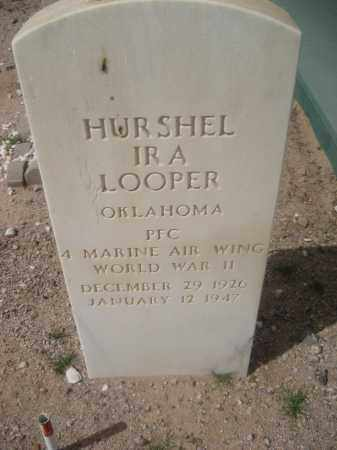 LOOPER, HURSHEL A. - Pinal County, Arizona | HURSHEL A. LOOPER - Arizona Gravestone Photos
