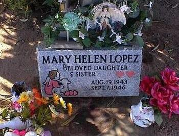 LOPEZ, MARY HELEN - Pinal County, Arizona | MARY HELEN LOPEZ - Arizona Gravestone Photos
