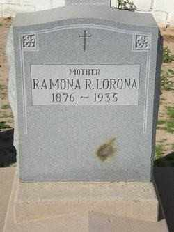 ROBLES LORONA, RAMONA - Pinal County, Arizona | RAMONA ROBLES LORONA - Arizona Gravestone Photos