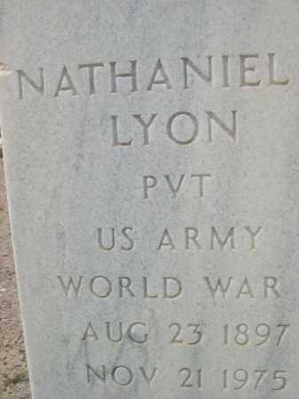 LYON, NATHANIEL - Pinal County, Arizona | NATHANIEL LYON - Arizona Gravestone Photos