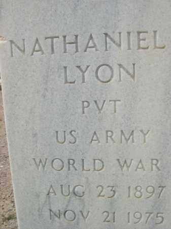 LYON, NATHANIEL - Pinal County, Arizona | NATHANIEL LYON - Arizona Gravestone Photos