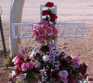 MARIN, JOSEFA - Pinal County, Arizona | JOSEFA MARIN - Arizona Gravestone Photos